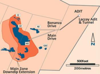 Black Mountain Resources accesses high grade silver zone at New Departure …
