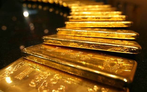 Gold Mining Funds Gains Some Strength