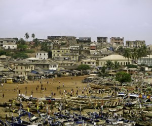 Gold mine raids in Ghana seize 124 Chinese workers