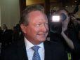 Australian iron ore magnate donates $300 million to charity