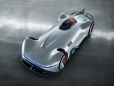 Mercedes just revealed a futuristic 738 horsepower electric concept inspired by one of its greatest race cars