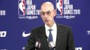 Chinese state media says NBA's Silver will face 'retribution'